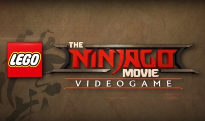 Artwork ke hře LEGO Ninjago Movie Video Game
