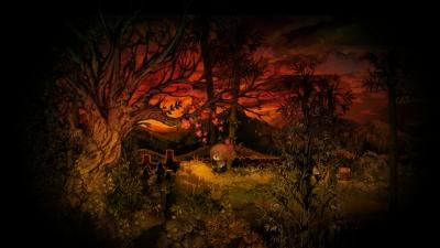 Artwork ke hře Yomawari: Midnight Shadows