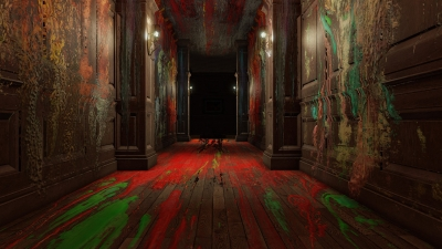 Screen ze hry Layers of Fear