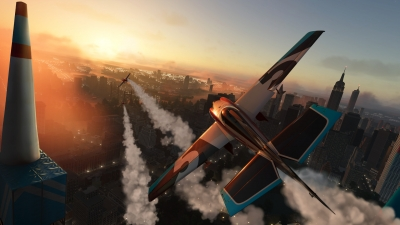 Screen ze hry The Crew 2