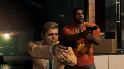 Screen ze hry Mafia III: Stones Unturned