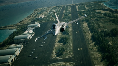 Screen ze hry Ace Combat 7: Skies Unknown