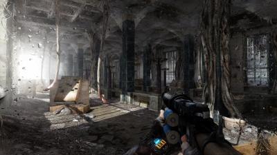 Screen ze hry Metro 2033 Redux