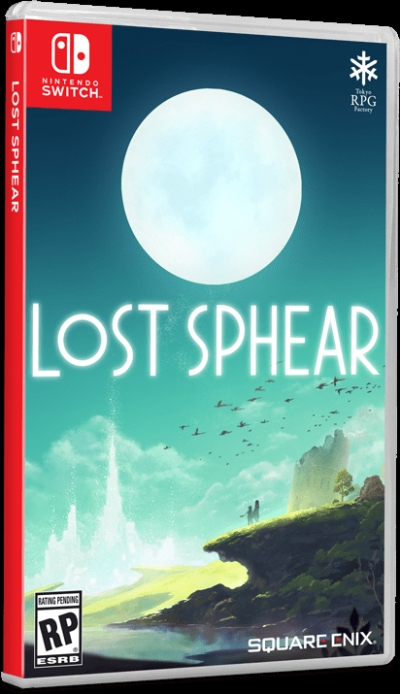 Artwork ke hře Lost Sphear