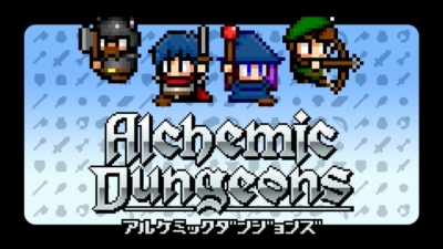 Artwork ke hře Alchemic Dungeons