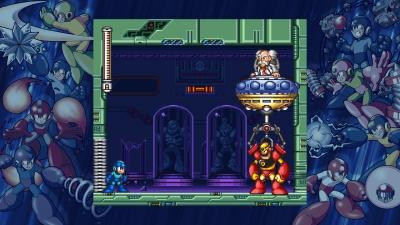 Artwork ke hře Mega Man Legacy Collection 2
