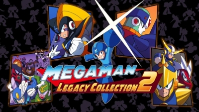 Artwork ke hře Mega Man Legacy Collection 2