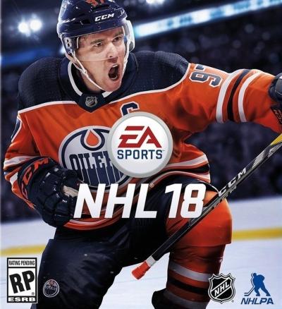 Artwork ke hře NHL 18