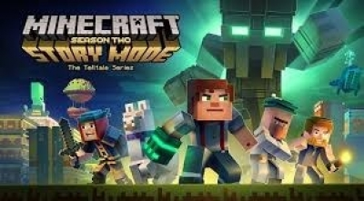 Artwork ke hře Minecraft: Story Mode - Season 2
