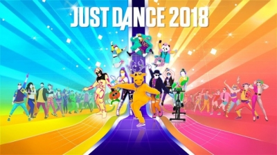 Artwork ke hře Just Dance 2018