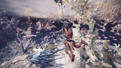 Artwork ke hře Monster Hunter: World