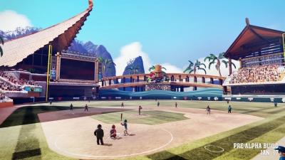 Screen ze hry Super Mega Baseball 2