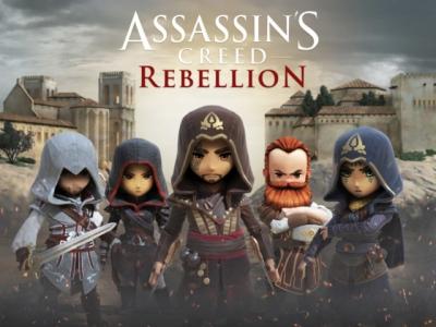 Artwork ke hře Assassin´s Creed: Rebellion