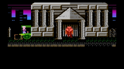 Screen ze hry Nightshade