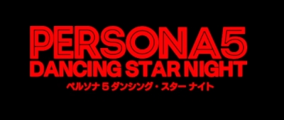 Artwork ke hře Persona 5: Dancing Star Night