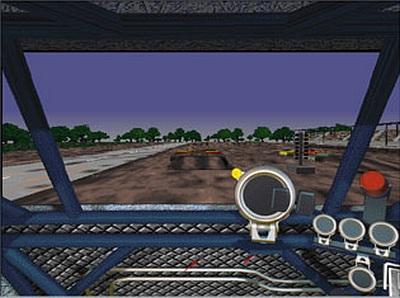 Screen Monster Truck Madness