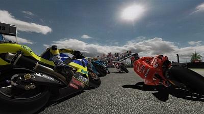 Screen Moto GP 08