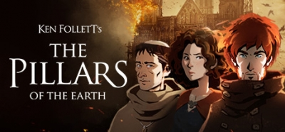 Artwork ke hře Ken Follett´s The Pillars of the Earth