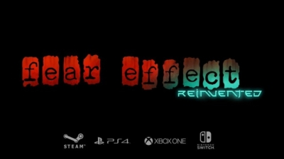 Artwork ke hře Fear Effect Reinvented