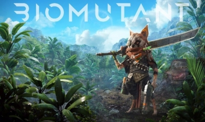 Artwork ke hře BioMutant
