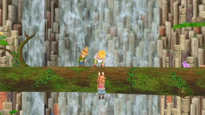 Artwork ke hře Secret of Mana