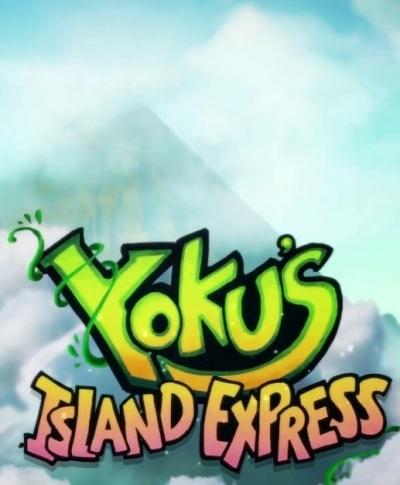 Artwork ke hře Yoku´s Island Express
