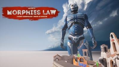 Artwork ke hře Morphies Law