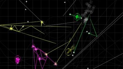 Screen ze hry SuperLuminauts