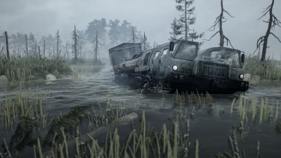 Screen ze hry Spintires: MudRunner