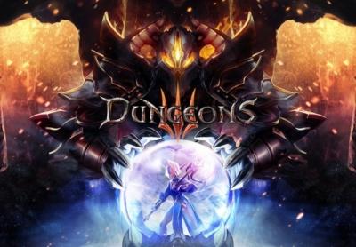 Artwork ke hře Dungeons 3