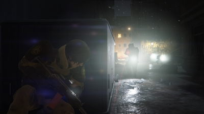 Screen ze hry Left Alive