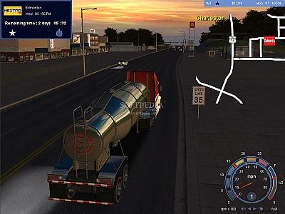 Screen ze hry 18 Wheels of Steel: Convoy