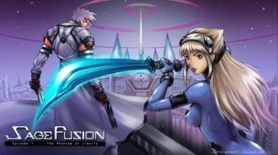 Artwork ke hře Sage Fusion