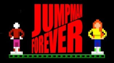 Artwork ke hře Jumpman Forever