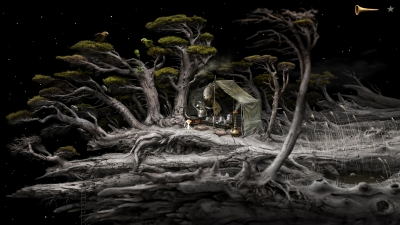Screen ze hry Samorost 3