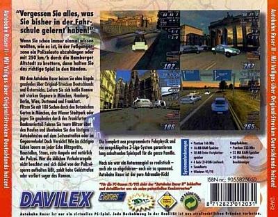 Screen ze hry Autobahn Raser II