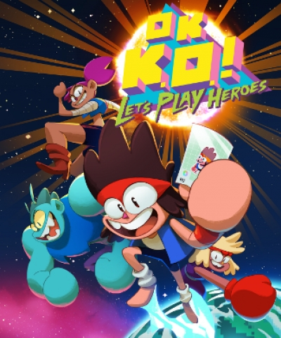 Artwork ke hře OK K.O.! Lets Play Heroes