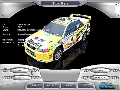 Screen ze hry Rally Championship Xtreme
