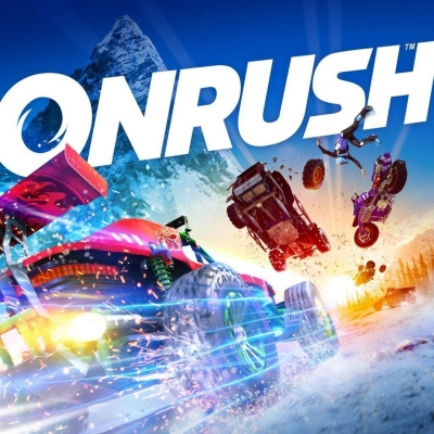 Artwork ke hře Onrush