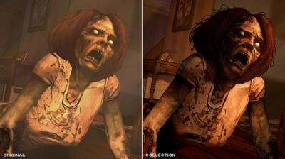 Artwork ke hře The Walking Dead: The Telltale Series Collection