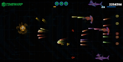 Screen ze hry Spark