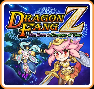 Artwork ke hře Dragon Fang Z: The Rose & Dungeon of Time