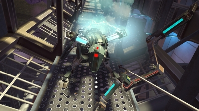 Screen ze hry Apex Construct