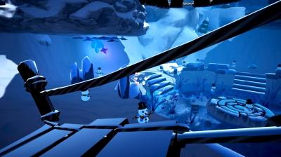 Screen ze hry Winter Warland