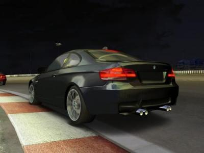 Screen ze hry BMW M3 Challenge