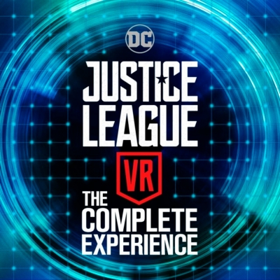 Artwork ke hře Justice League VR: The Complete Experience