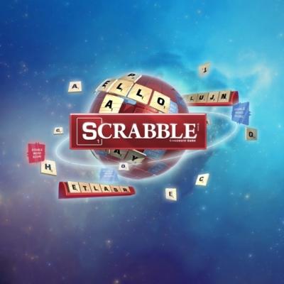 Artwork ke hře Scrabble