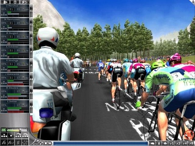 Screen Pro Cycling Manager