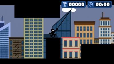 Screen ze hry Ultimate Spider Hero