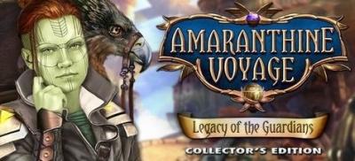 Artwork ke hře Amaranthine Voyage: Legacy of the Guardians
